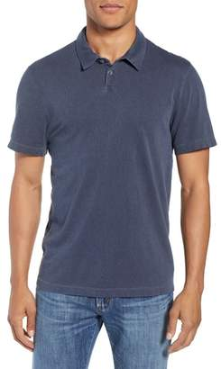 James Perse Regular Fit Jersey Polo