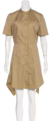 3.1 Phillip Lim Knee-Length Short Sleeve Dress