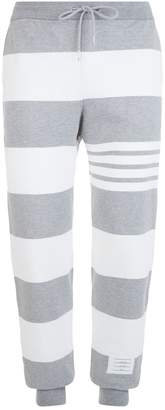 Thom Browne Rugby Stripe Sweatpants