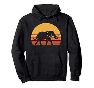 Retro Elephant Hoodie