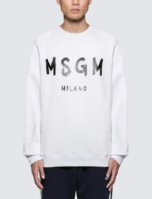 MSGM Basic Sweatshirt