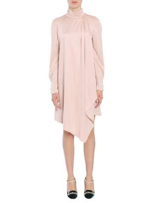 Carven Turtleneck Dress