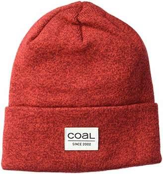 Coal Men's The Standard Classic Cuffed Fine Knit Beanie Hat