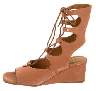 6f168f139cf Chloé Lace Up Women s Sandals - ShopStyle
