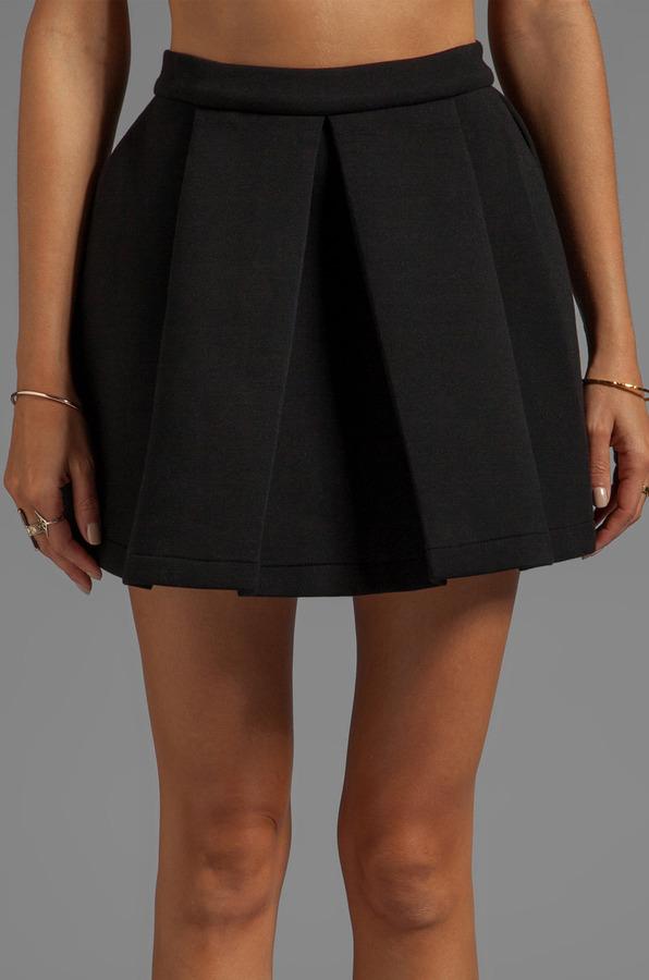 Funktional Ozone Pleat Skirt
