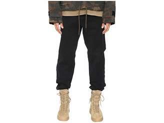 adidas by Kanye West YEEZY SEASON 1 Worker Pants Men's Casual Pants