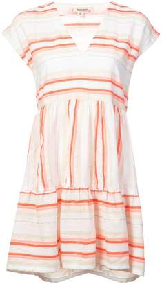 Lemlem Fiesta striped mini dress