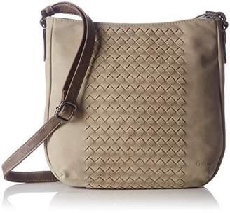 Gabor Women 7750 Cross-Body Bag Grey Size: