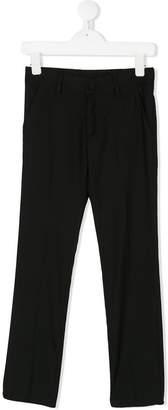 Manuel Ritz Kids classic slim-fit trousers