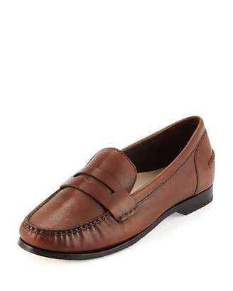 Cole Haan Pinch GRAND O/S Penny Loafer, Sequoia $170 thestylecure.com