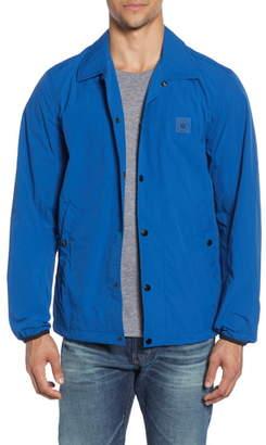 Rag & Bone Flight Regular Fit Nylon Coach's Jacket