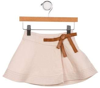 Simonetta Kids Girls' Wool Skirt