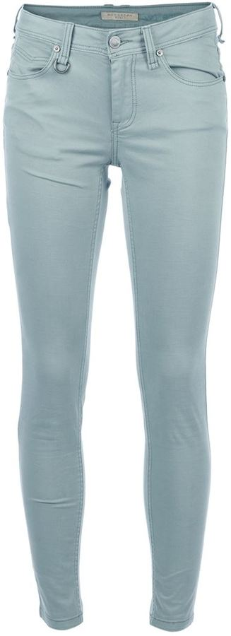 Burberry cropped skinny jean