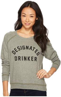 Project Social T Designated Drinker Sweatshirt Women's Sweatshirt