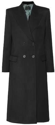 Isabel Marant Joleen virgin wool coat