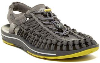 Keen Uneek Cord Water Sandal $90 thestylecure.com