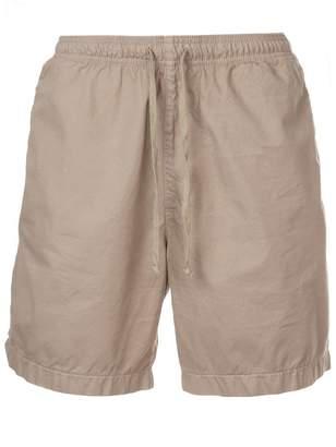 SAVE KHAKI UNITED twill shorts