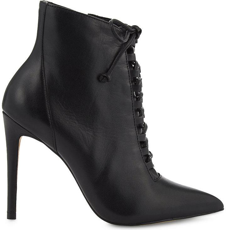 Aldo Jonasson leather ankle boots