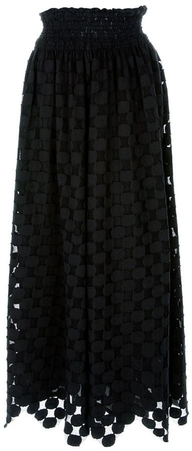 Tsumori Chisato 'Cat Opal' skirt