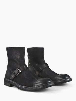 John Varvatos Ellis Moto Boot