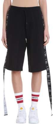 Vetements Tape Shorts