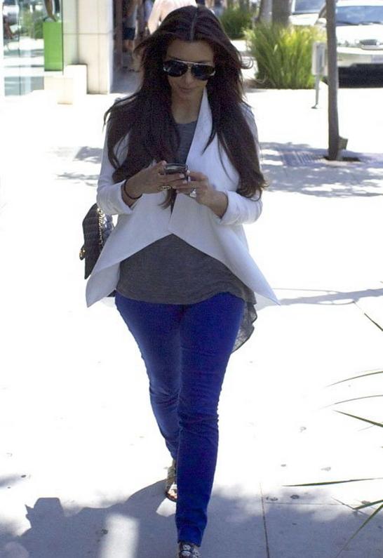 811 Mid-Rise Skinny Leg in Many Colors - as seen on Kim Kardashian - by J Brand