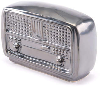 ZUO Antique Radio Metallic Gray