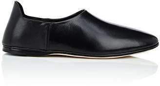 Saint Laurent Men's Fes Leather Venetian Loafers