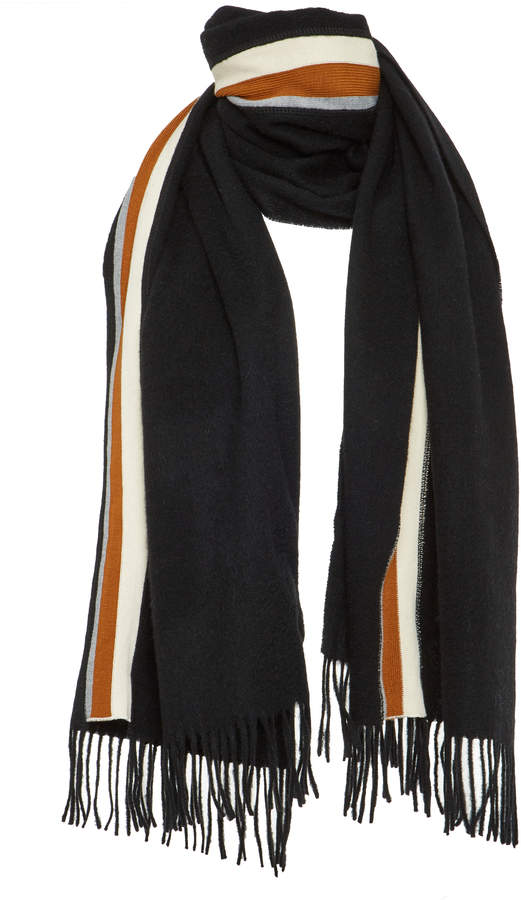 Donni Charm Wool Racer Scarf