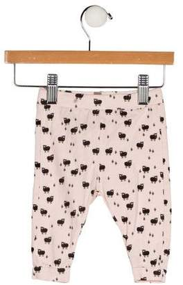Emile et Ida Girls' Printed Pants