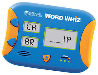 Learning Resources Word Whiz Electronic Flash Card by Learning Res