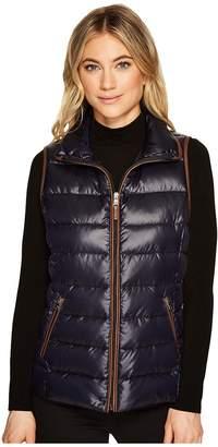 Lauren Ralph Lauren Horizontal Packable Vest Women's Vest