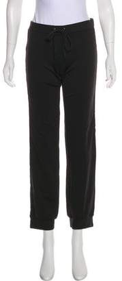 Theory Low-Rise Straight-Leg Pant