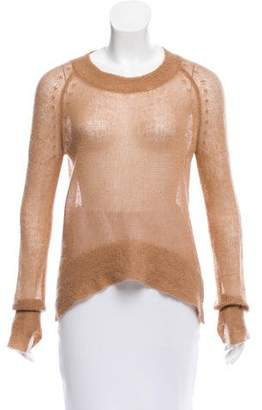 A.L.C. Long Sleeve Knit Sweater