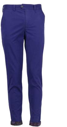 """Lords Of Harlech Jack Chino in Navy 34"""" Inseam"""