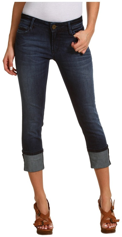 DL1961 Toni Crop in Rivington Women's Jeans