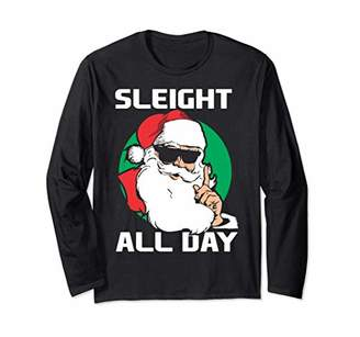 Sleight All Day Cool Santa Shirt