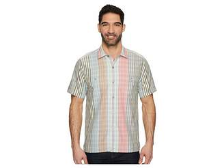 Tommy Bahama Plaidsacola Woven Shirt Men's Clothing