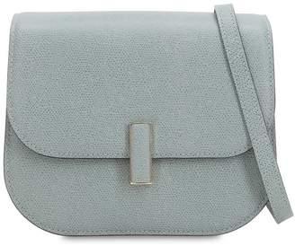 Valextra Mini Iside Grained Leather Shoulder Bag