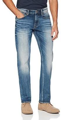 Denim Garage Classics Men's Relaxed Straight Leg Stretch Jean 32X32