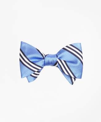 Brooks Brothers BB#1 Stripe Bow Tie