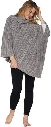 Barefoot Dreams Cozychic Point Dume Poncho