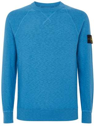 Stone Island Marl Knitted Sweater