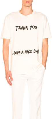 3.1 Phillip Lim Perfect Thank You T-Shirt