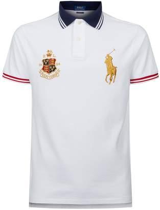 60e58a904 Polo Ralph Lauren Big Pony Polo Shirt