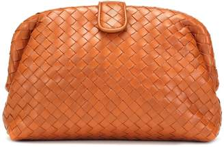 5b039c351c Bottega Veneta The Lauren 1980 leather clutch