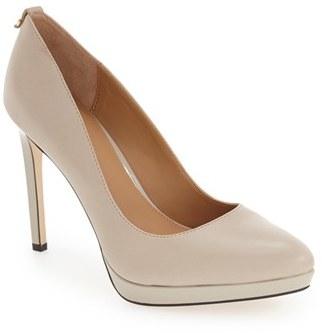Women's Calvin Klein 'Suzanne' Platform Pump $119.95 thestylecure.com
