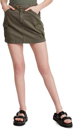 71f3113f7b BDG Urban Outfitters Army Utility Miniskirt