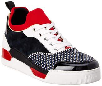 Christian Louboutin Aurelien Leather Sneaker