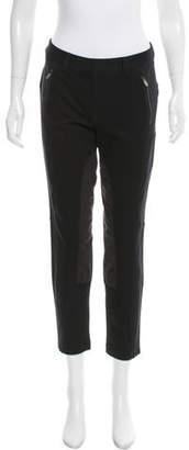 Maliparmi Mid-Rise Straight-Leg Pants
